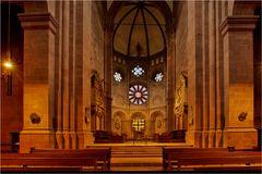 Ein Altar im Dom