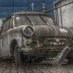 ein altes Auto