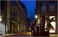 ein Altstadtbrunnen
