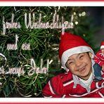Ein angenehmes, besinnliches Weihnachtsfest