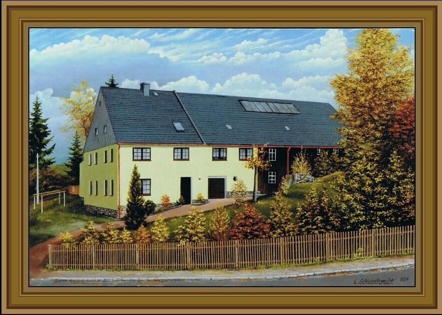 Ein Bauernhof im Herbst (Auftrag / 2004)