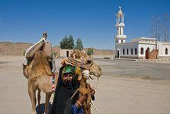 Ein Begegnung in Ägypten