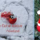 Ein besinnliche Adventszeit.