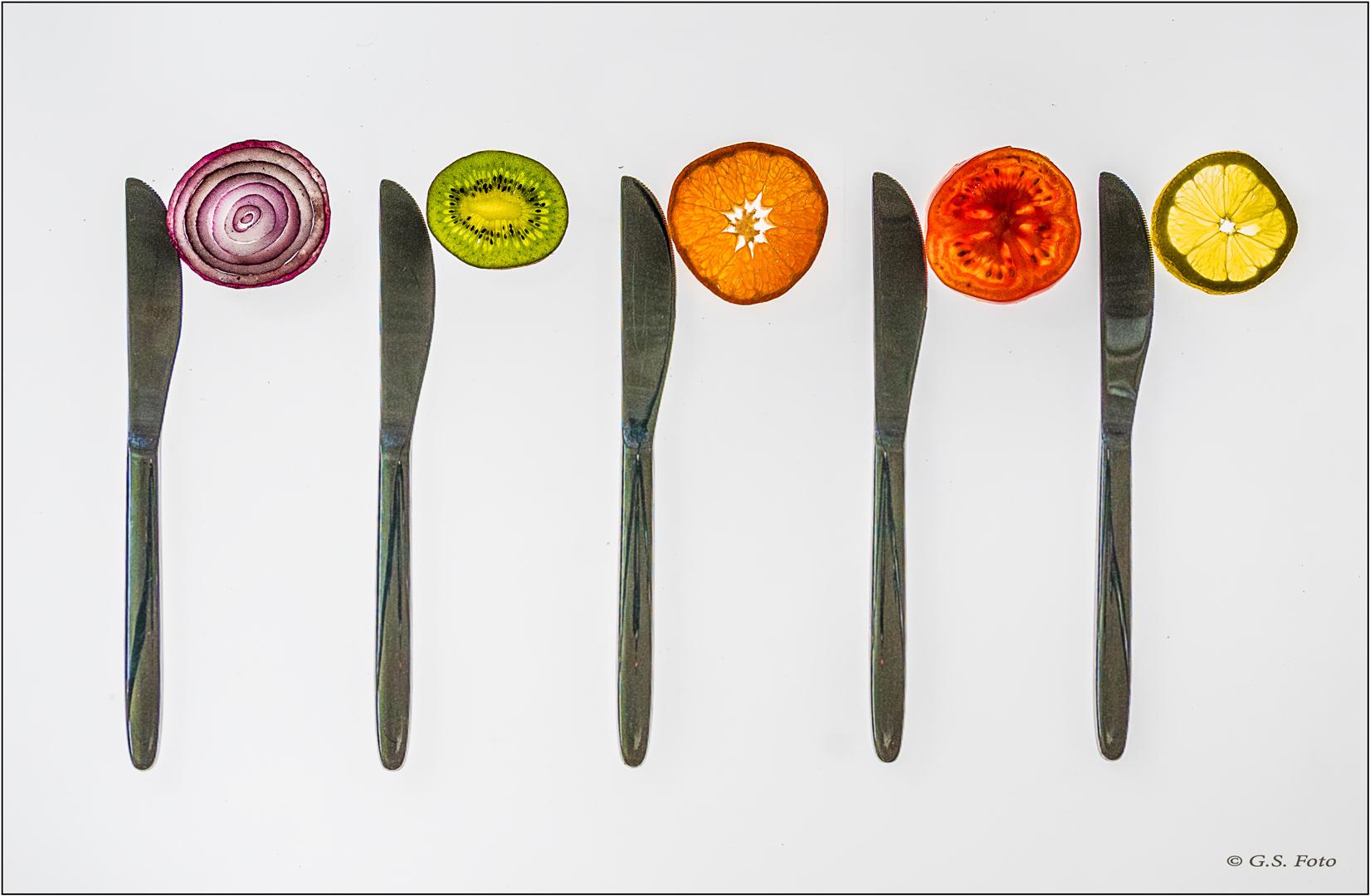 Ein Bild für die Küche.....