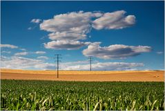 Ein Bild von einer Wolke