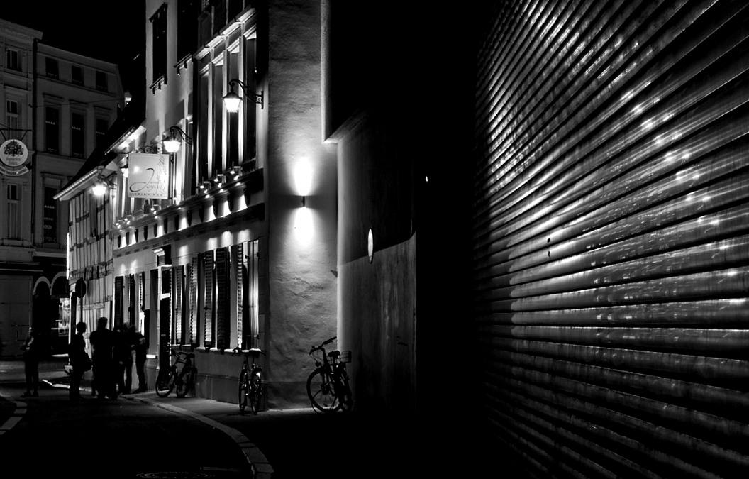 Ein Bild zur Nacht.