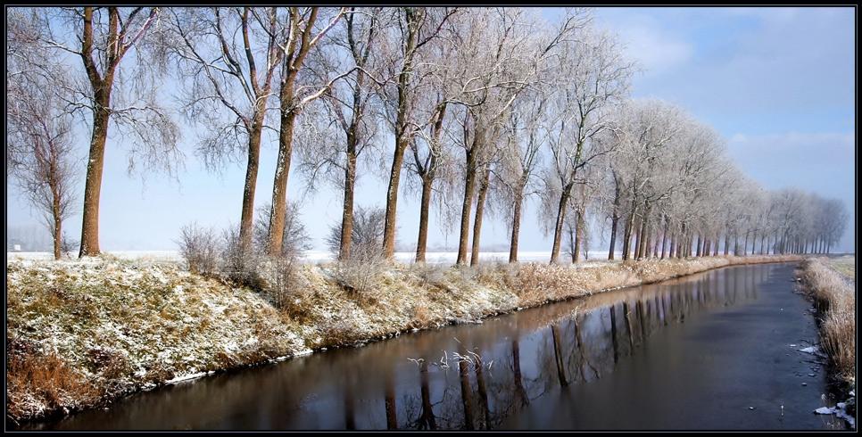 Ein bisschen Schnee ... (4)