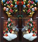 Ein bisschen (Weihnachts-) Kitsch muss sein
