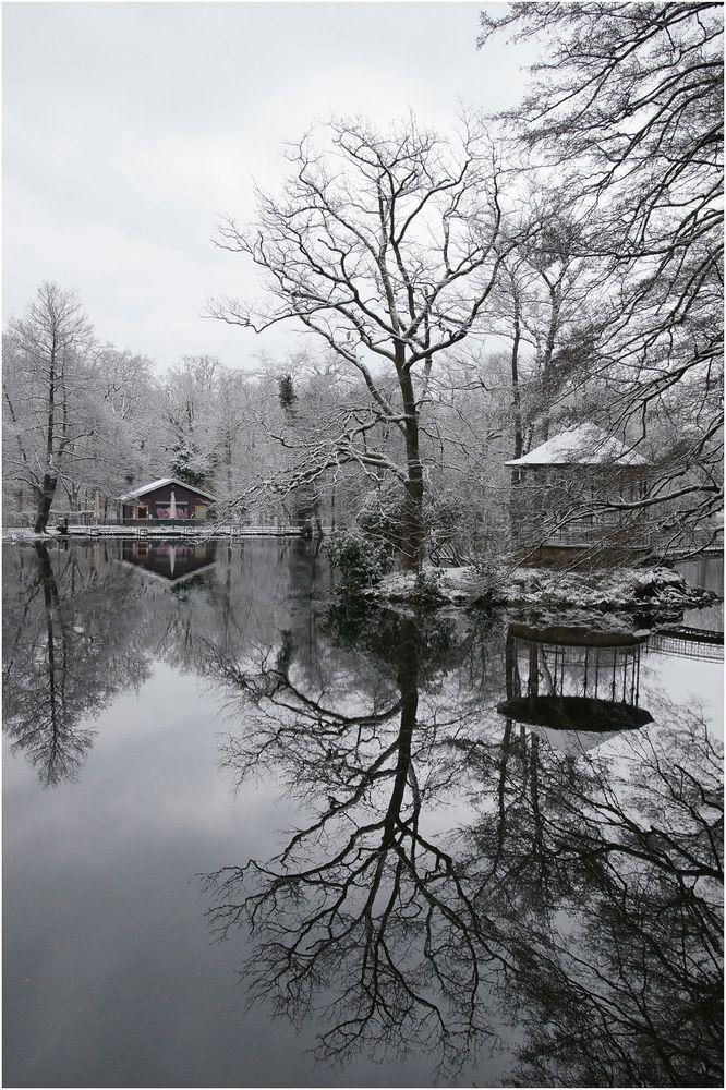 Ein bisschen Winter...