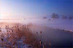 Ein bißchen Winter darf schon sein