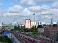 Ein Blick auf Berlin Mitte