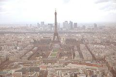 Ein Blick auf Paris