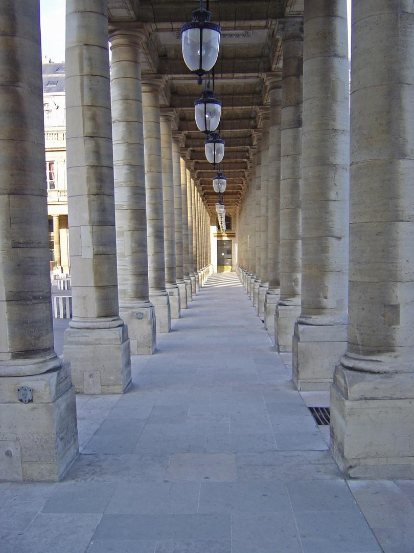 Ein Blick in Paris