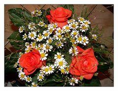 Ein Blumengruß für alle FC Mitglieder