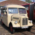 Ein Borgward Bus aus alten Tagen