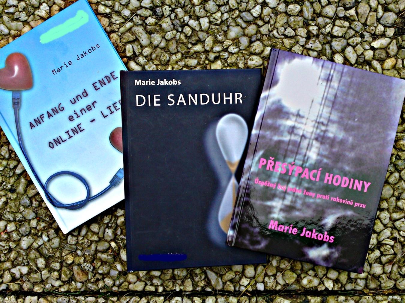 Ein Buch von Marie Jakobs für lange Winterabende