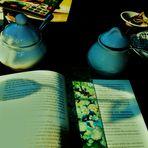 ..ein Buch zum Tee