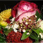 ...ein bunter Blumenstrauss...