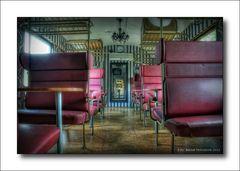 Ein Cafe der besonderen Art ......