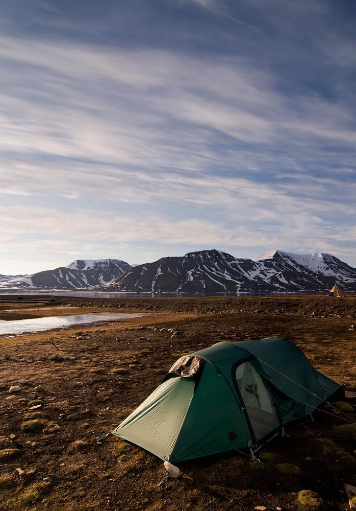 Ein Camping-Traum