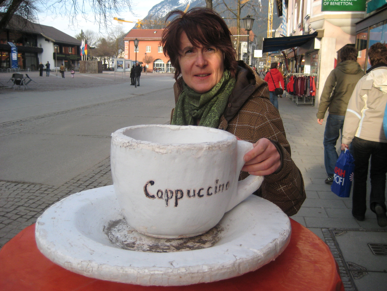 ein Cappuccino, bitte