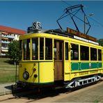 ein Cottbuser Juwel - die Oldiestraßenbahn
