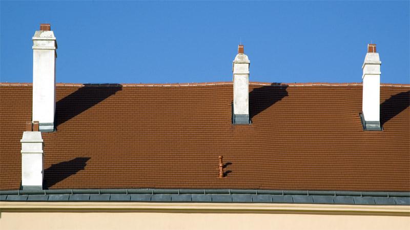 Ein Dach im MQ