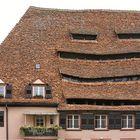 Ein Dach mit Schwung