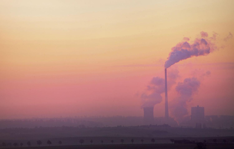 Ein deutsches Kraftwerk