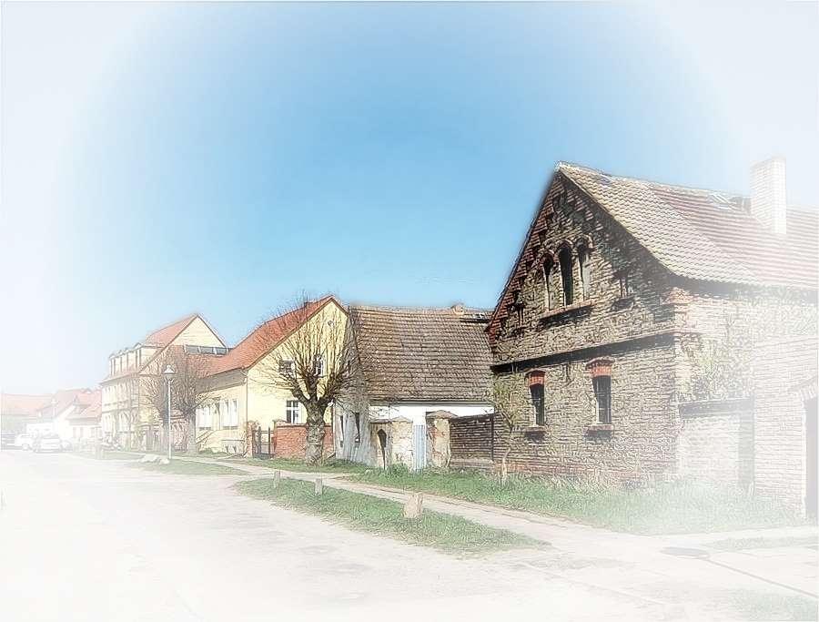 ein Dorf in Brandenburg