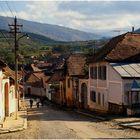 Ein Dorf in den Karpaten - Rasinari