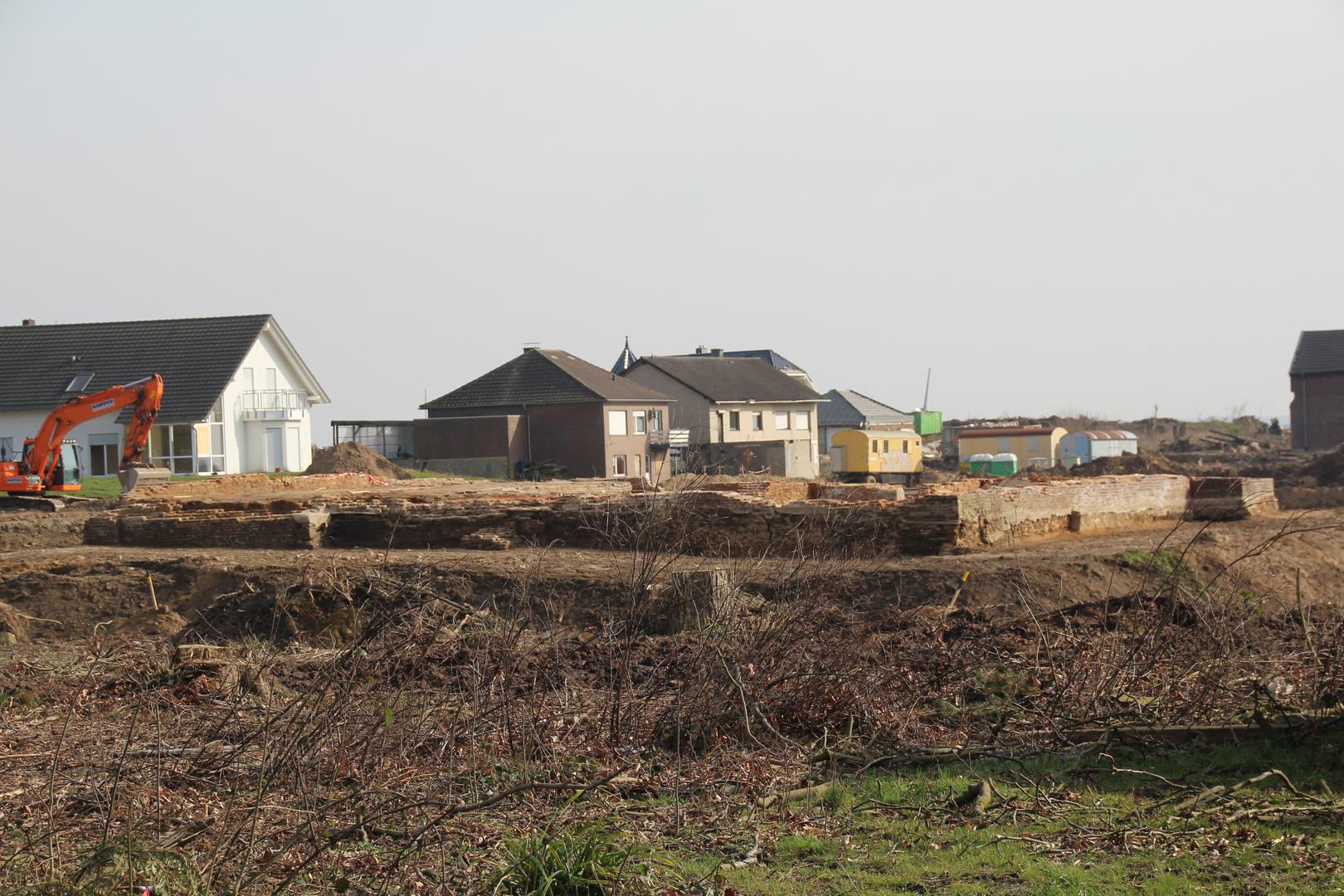 Ein Dorf verschwindet: Borschemich - Der Untergang von Haus Pallandt VI