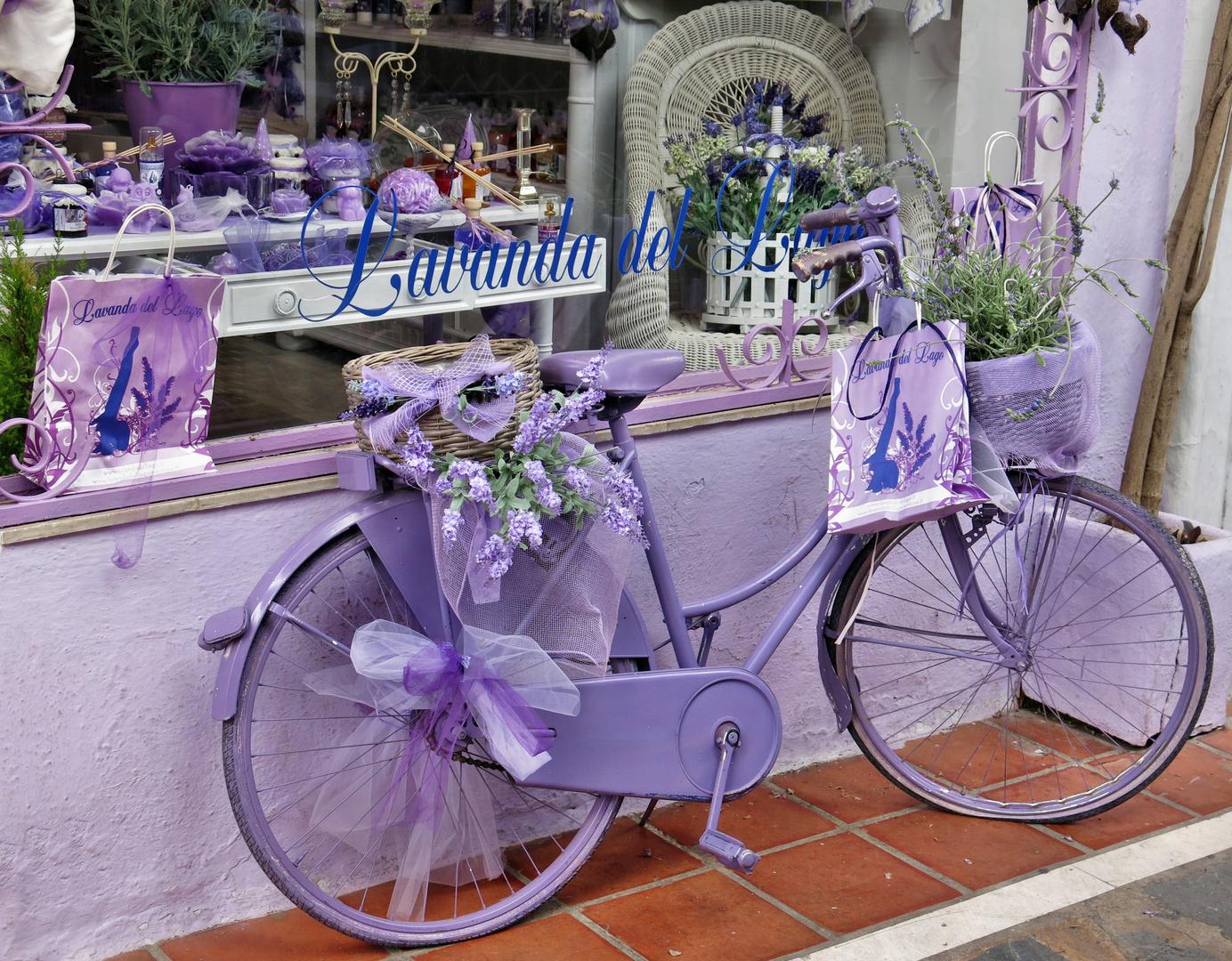 Ein Duft von Lavendel...