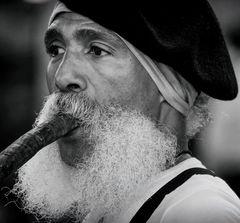 Ein ehemaliger Guerillero Fidel Castros ?
