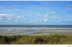 Ein einsamer Strand...