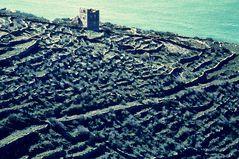 Ein einsamer Turm in den Feldern.       ..DSC_6927