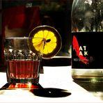 Ein Energie - Getränk.....