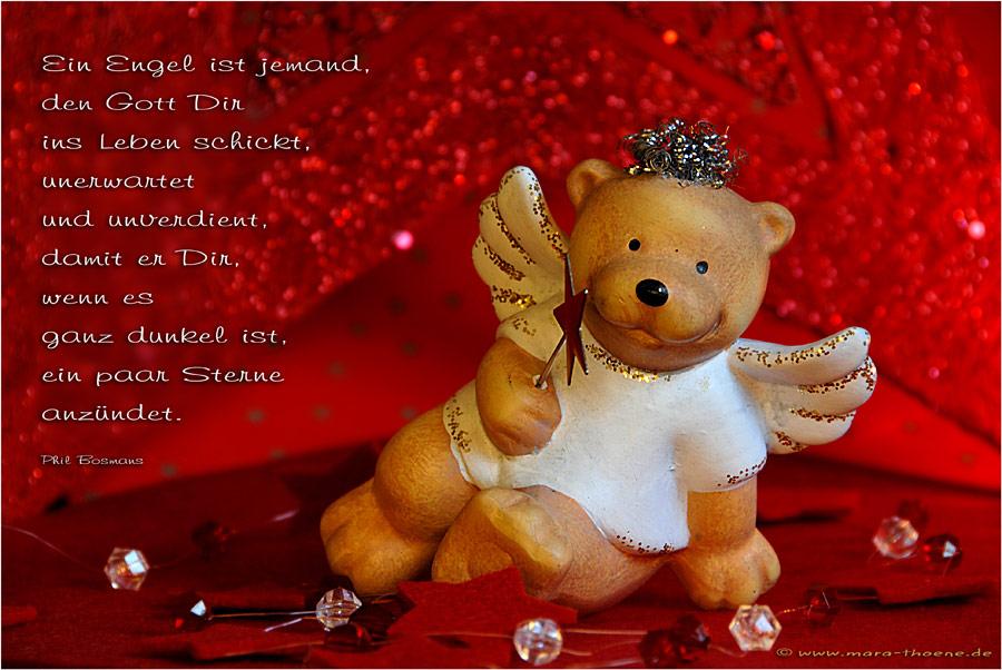 Ein Engel ... Foto & Bild | gratulation und feiertage, weihnachten ...