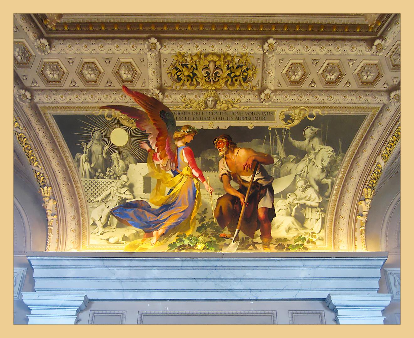 Ein Engel, der aus dem Rahmen fällt Foto & Bild | europe, italy ...