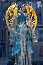 Ein Engel in meinem Schaufenster ...