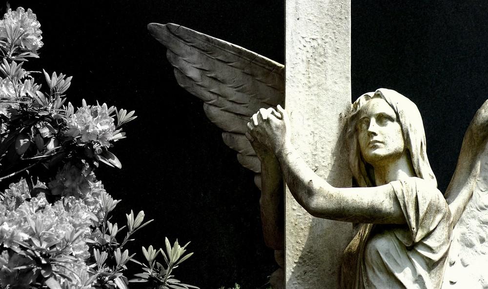 ein engel wacht