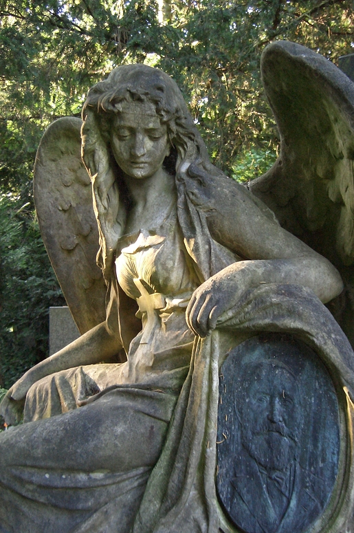 Ein Engel wird über dich wachen
