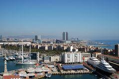 Ein erster Blick über die Stadt