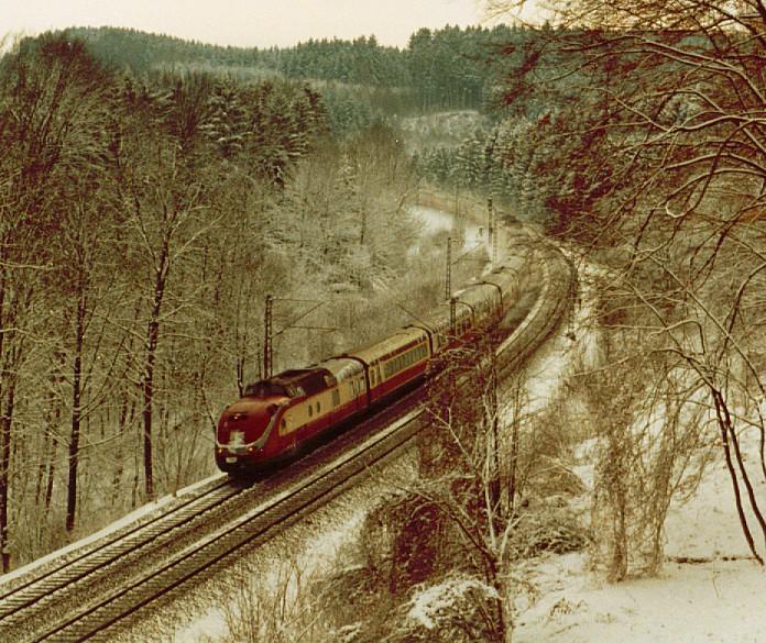 """""""Ein erster Höhepunkt"""", Eisendorf, 18.01.1986"""