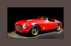 - ein Ferrari für`s Rennen -