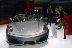 Ein Ferrari, was denn sonst!