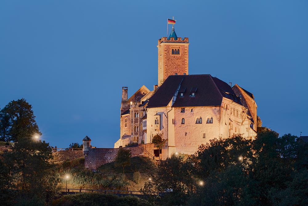 """""""Ein feste Burg ..."""""""