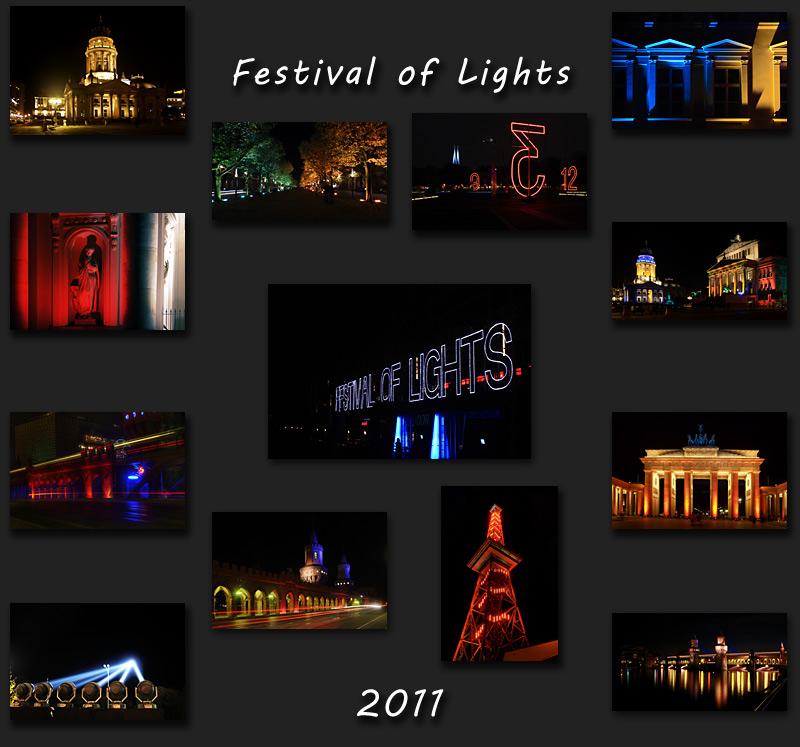 Ein Festival der Lichter