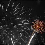 Ein Feuerwerk....