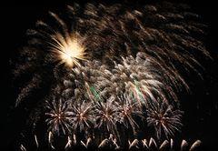Ein Feuerwerk für Daniel ..!!